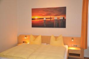 Schlafzimmer  Norderney